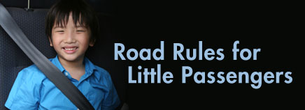 Road Rules for Little Passengers