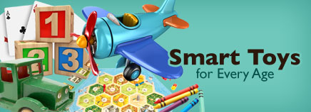Smart Toys for Every Age