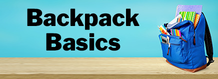 Backpack Basics