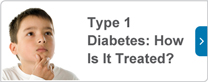Type 1 Diabetes: How Is It Treated?