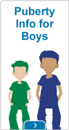 Puberty info for boys