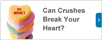 Can crushes break your heart?