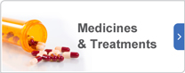 medicines and treatments