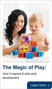 The magic of play