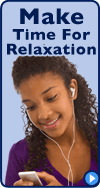 Make Time For Relaxation