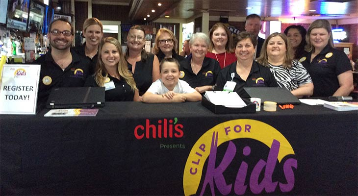 Chilis Clip for Kids