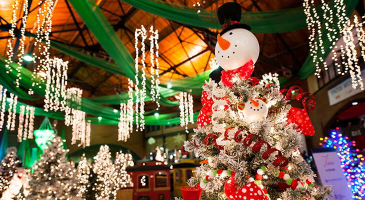 Festival of Trees and Lights - get involved