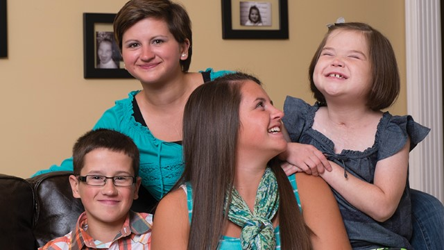 Norton Children's heart care has been vital to the Johnson family