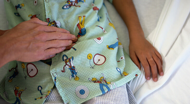 Stomachache? It could be constipation | Norton Children's