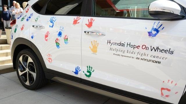 Hyundai Hope Wheels awards $250 000 research grant to