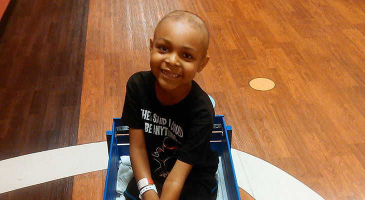 Son Mom Psychiatrists Reflect On >> Mom Reflects On Son S Cancer Journey Norton Children S Louisville Ky