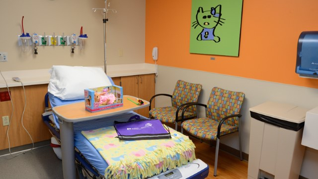 New Children S Emergency Department Unveiled In St