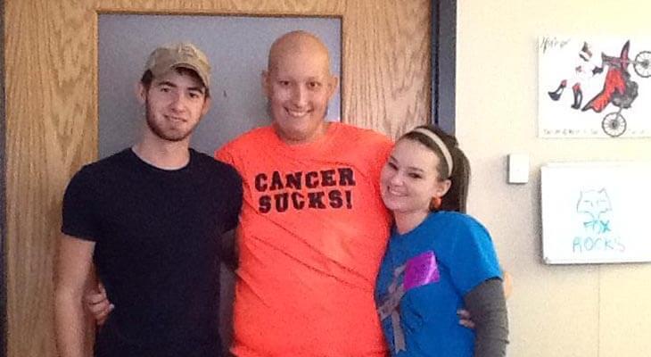 TJ Branham cancer