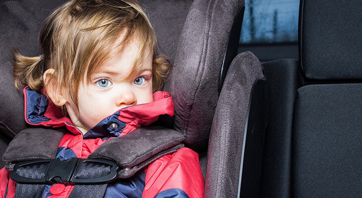 ac86d0385782 Puffy winter coats could pose danger for kids in car seats