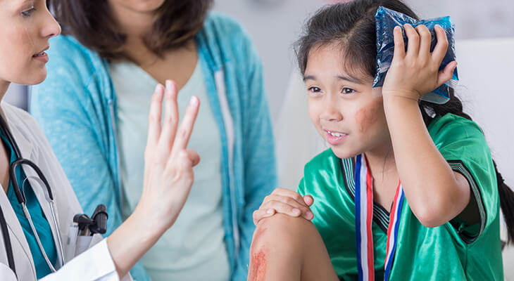 New Concussion Recommendations For Kids >> New Recommendations On Childhood Concussion Recovery Are Less Strict