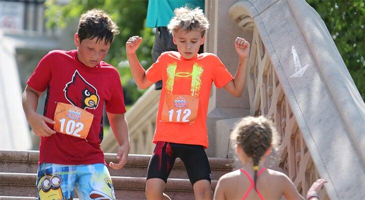 cool kids triathlon