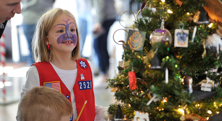 festival of trees and lights schedule