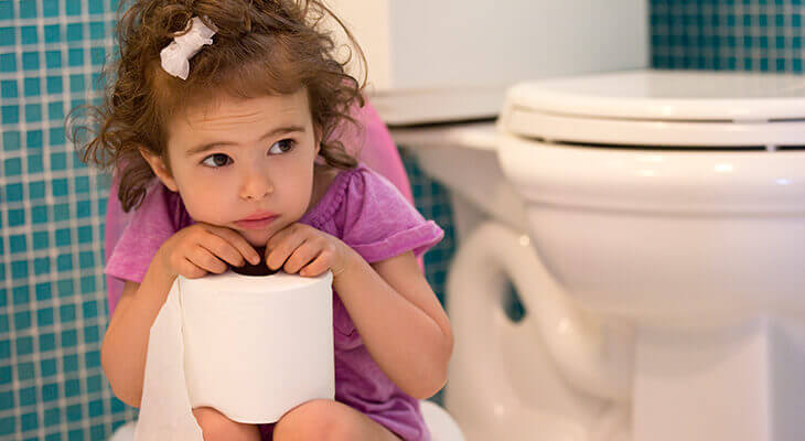 Three causes of kids' constipation and what you can do
