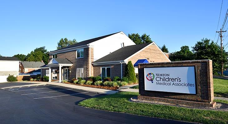 Norton childrens medical associates poplar level